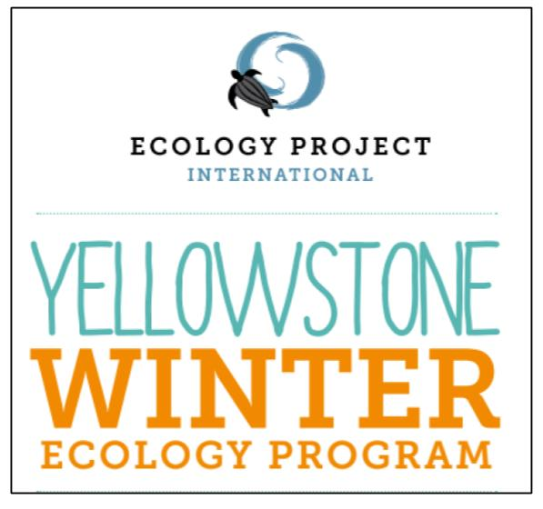 Winter Yellowstone Ecology Opportunity for Students
