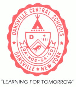 district medallion logo