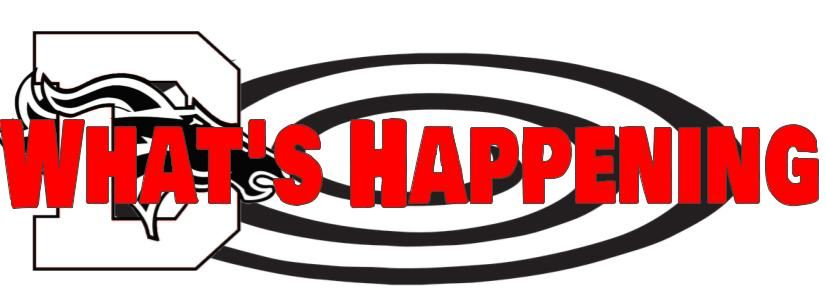 What's happening logo