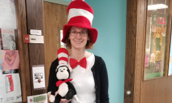 National Reading Month-Dress Up Days!