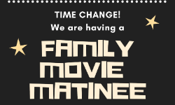 The First Grade Family Movie Day Time Change
